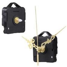 1 Set Mute Large Wall Clock With Hook Quartz Clock Movement DIY Pointer Repair Parts Watch Hand Clock Movement High Quality