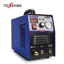 Воздушный инвертор плазменной резки-Tosense CUT50 двойное напряжение 50A плазменный резак…(110/220 В