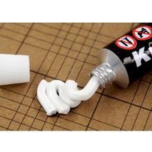Forte cola pegajosa silane polímero metal cerâmica telha de madeira vidro adesivo selante fix papelaria reparação jóias