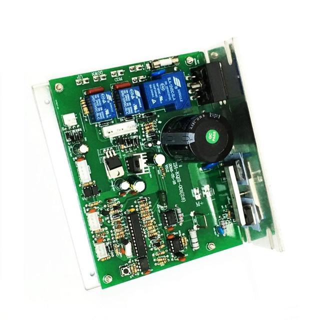 新 220 BH 用 fitnnes G6414v ZHKQSI CP1.PCB ZH KQSI 001 トレッドミルドライバボードトレッドミルマザーボード