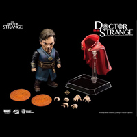7inch EGG Marvel Original Doctor Strange Cute PVC Action Figure Christmas Model Toy Doll Gift.
