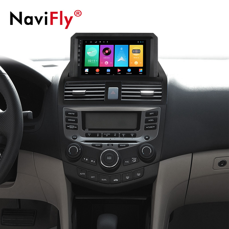 4G LTE IPS DSP Android 10 Car Radio Multimedia Video Player for Honda Accord 7 2003 2004 2005 2006 2007 2008 2DIN Navigation GPS|Car Multimedia Player|   - AliExpress