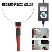 Professional Foam Cutter Electric Foam Polystyrene Cutting Machine Pen Alloy Portable Styrofoam Cutting Tools Heating Wire