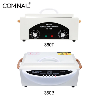 High Temperature Sterilizer Electric Manicure Nail Tool Disinfection Cabinet Nail Salon Equipment Sterilizing Dry Heat Nail Tool