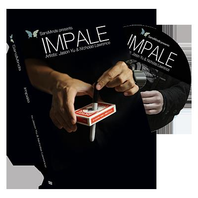 2015 Impale By Jason Yu And Nicholas Lawrence-MAGIC TRICKS