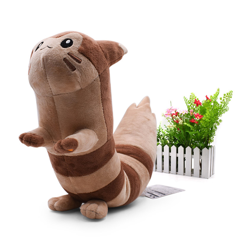 47 Cm Anime Sentret Furret Peluche Stuffed Plush Cartoon Doll Gift Toy
