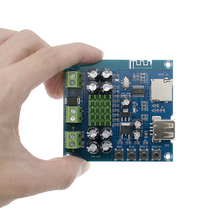 Amplifier-Board Module Bluetooth 10PCS with U-Disk Tf-Card Player XH-M422 12-24V TPA3116D2