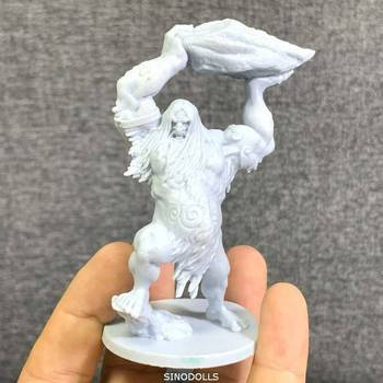4inch Miniatures Board Game Figures Role Playing Model Boy Toys 3pcs set heroes miniatures board game figures role playing resin model boy toys gift