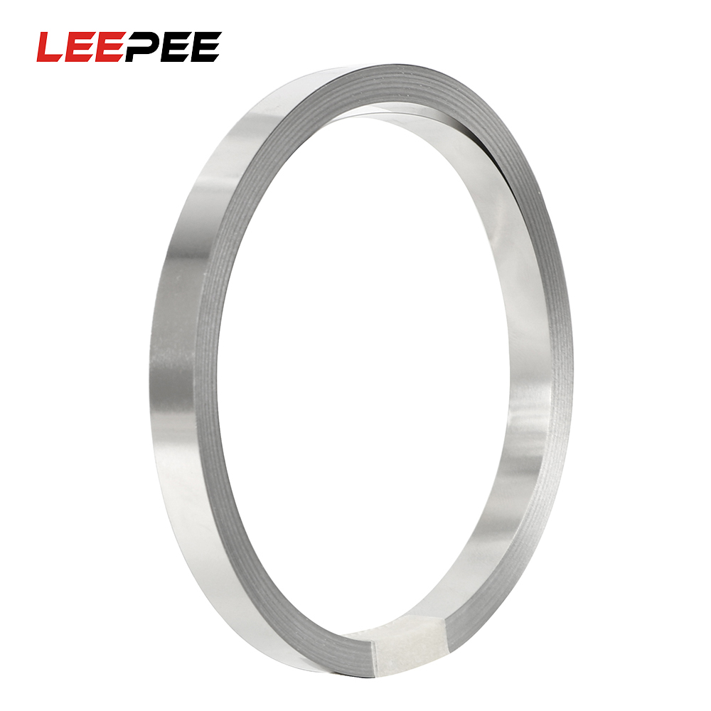 LEEPEE 10m Length Battery Nickel Band 18650 Li-ion Battery Belt Connection 0.1mm Thick Spot Welding Nickel Plate Connect