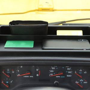 Image 5 - Cruscotto Scatola di Immagazzinaggio per Jeep Wrangler TJ 1997 2006 Dash Telefono Dellorganizzatore Del Supporto Del Vassoio