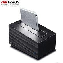 Hikvision hikstorage nas rede de compartilhamento de nuvem privada anexado servidor de armazenamento para suporte doméstico hdd/ssd 2.5/3.5 polegada 12tb max