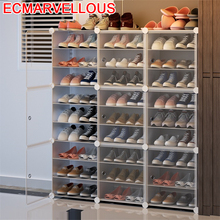 Armario Organizador Mobili Closet Minimalist Armoire De Rangement Zapatera Cabinet Mueble Sapateira Furniture Shoes Rack
