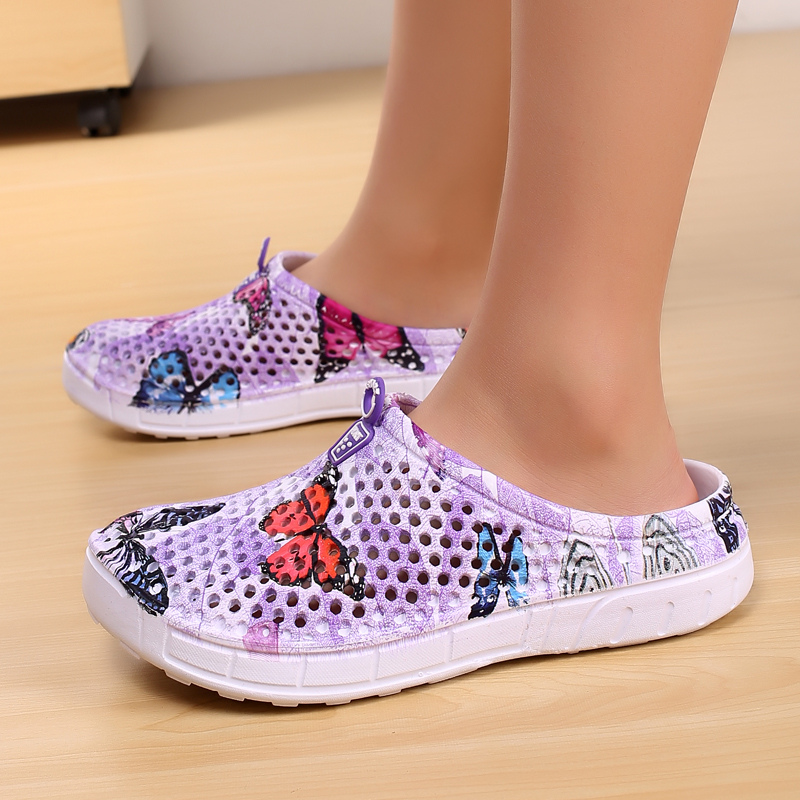 Women Summer Slip 0n Quick Dry Lightweight Breathable Water Clogs Shoes for Beach Swimming 5
