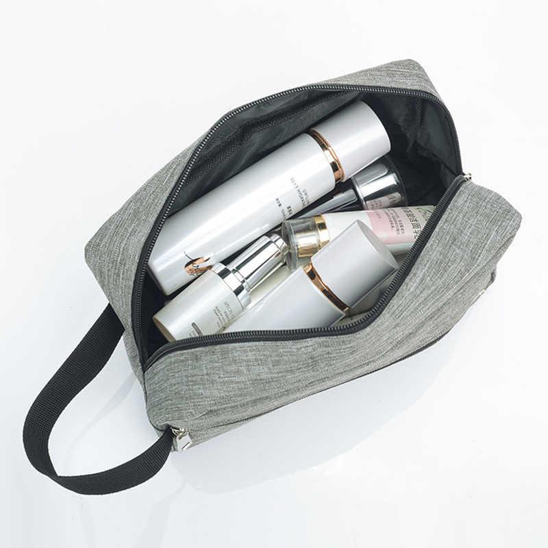 Sac cosmétique pour organisateurs de cosmétiques femmes voyage Necessaire imperméable à l'eau dames sac de maquillage hommes étui de beauté emballer les sacs de lavage