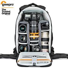 Hurtownie Gopro Lowepro Flipside 400 AW II lustrzanka cyfrowa zdjęcie z kamery torba plecaki + na każdą pogodę pokrywa darmowa wysyłka tanie tanio NoEnName_Null Punkt i Strzelać Kamery DSLR Camera MONOPOD Lensx3 Batteryx2 Statyw Obiektyw DSLR Camerax2 Lensx2 System Kamery lustra