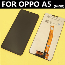 6.2 For OPPO A5 Full LCD DIsplay +Touch Screen Digitizer Assembly Replacement parts