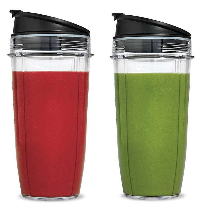 Kitchen Replacement Food Grade Blade Seat Cups Lid Parts Accessories For Nutri Ninja Blender Juicer Kitchen Accessories