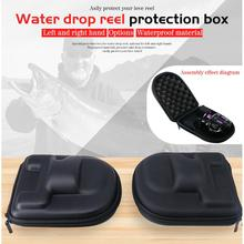 EVA Fishing Reel Protective Box Low-profile Reel Carrying Case Fishing Reel Box Fishing Gea