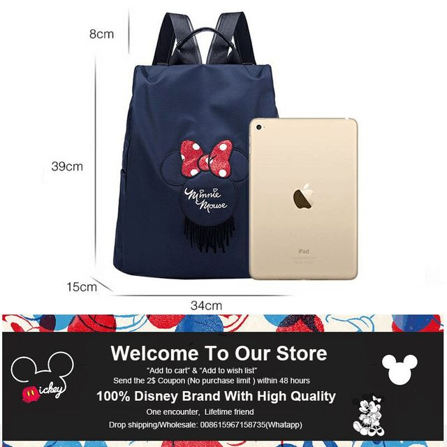 Disney 2020 Mummy Bag Women Multi-Function Nappy Baby USB Bottle Insulation Maternity Bag Large Capacity Diaper Backpack Red New Bags Kids