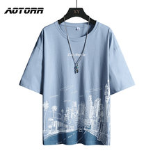 Camiseta de manga corta para hombre, camiseta de alta calidad, camisetas clásicas de moda para hombre, camisetas de calle 2021