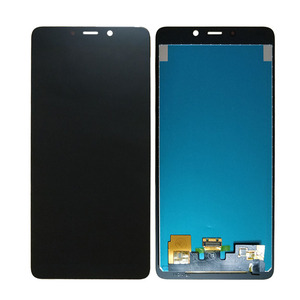 Image 1 - For Samsung Galaxy A9 2018 A9 Star Pro SM A920F LCD display Touch Screen Digitizer Assembly A9s 2018 A920 A920FD Amoled lcd 5.9
