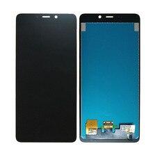 Pantalla LCD para Samsung Galaxy A9 2018 A9 Star Pro SM A920F, montaje de digitalizador con pantalla táctil A9s 2018 A920 A920FD, Amoled lcd de 5,9 pulgadas