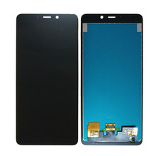 Per Samsung Galaxy A9 2018 A9 Stella Pro SM A920F display LCD Touch Screen Digitizer Assembly A9s 2018 A920 A920FD Amoled lcd 5.9