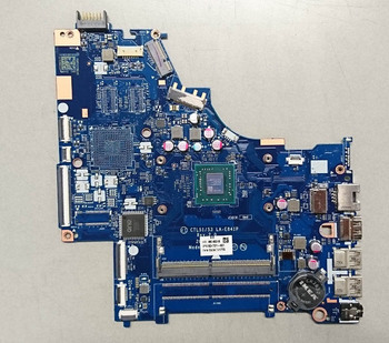 For HP PAVILION 15-BW Laptop motherboard E2-9000 cpu CTL51/53 LA-E841P 924721-001 924721-501 924721-601 notebook pc mainboard