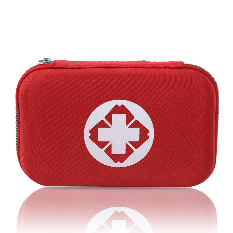 Camouflage First Aid Kit Waterproof EVA Treatment Bag Person Portable Outdoor Travel Drug Pack Security Emergency Kits