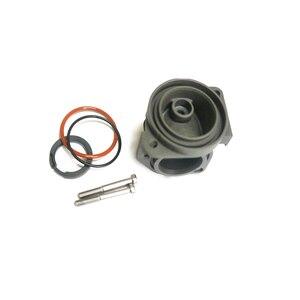 Image 3 - Compresor de suspensión neumática para coche, Kit de reparación de culata y anillo de pistón para Audi A6 C5 A8 D3 Mercedes W220 W211 2203200104 4E0616007D