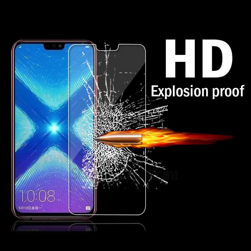 3 adet temperli cam Doogee Homtom HT7 HT16 H5 için 9H ekran koruyucu Doogee Mix BL9000 BL7000 BL 5000 BL12000 cam filmi