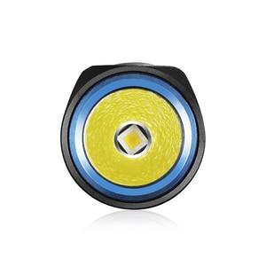 Image 2 - LUMINTOP E05C USB tipo 14500 linterna XPL HI principal LED Nichia luz lateral circuito de impulso UI mini linterna EDC práctica