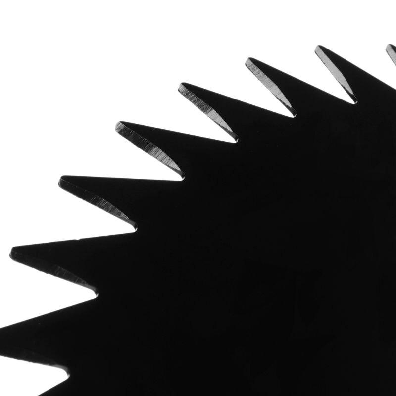 40T Manganese Steel Brush Cutter Blade Disc Mower Grass Trimmer Garden Tool