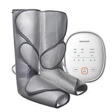 Compression dair jambe pied masseur Vibration infrarouge thérapie bras taille pneumatique Air enveloppes 2Modes 2Temp favoriser le sang se détendre