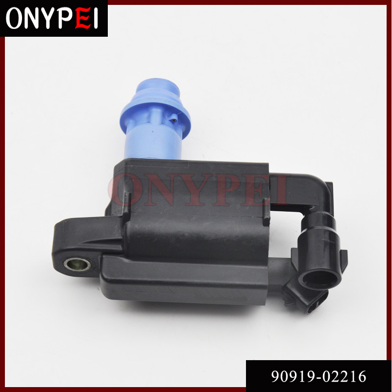 Ignition Coil 90919 02216 Toyota IS300 Supra For Lexus V6