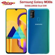 Samsung Galaxy M30s Dual SIM Original Entsperrt 4G Handy Octa Core 6.4