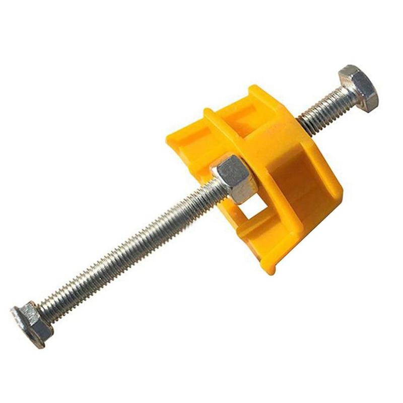 1Pcs Tile Spacers Leveling System Tile Leveler Height Adjuster Locator Fine Thread Rising For Tiling Tools