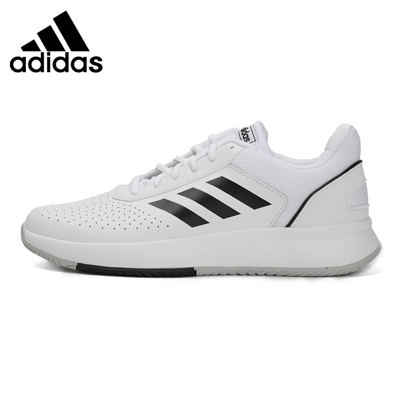Nouveauté originale Adidas COURTSMASH chaussures de Tennis homme baskets