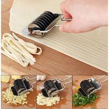 Vegetables-Cutter Noodle-Maker Cooking-Gadgets Manual-Cut-Slicer Stainless-Steel Kitchen