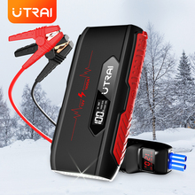 UTRAI Jump Starter 1600A 20000mAh Starting Device Power Bank Car Booster Battery Emergency