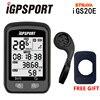IGPSPORT iGS20E GPS Radfahren Computer Smart Wasserdichte IPX6 MTB Rennrad Computer Sport Tacho Mileometer für Radfahrer