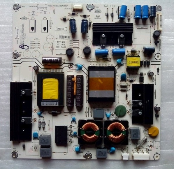 For Original Power Supply Board LED42K11P HLE-4042WB RSAG7.820.2264/ROH