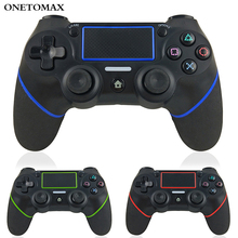 Wireless Bluetooth Gamepad for PS4 Wireless Game Controller for PS4 Gamepad Joystick for Dualshock 4 for Play Station 4 for ps4 wireless bluetooth controller for play station 4 joystick wireless console for dualshock gamepad for sony ps4 for ps3