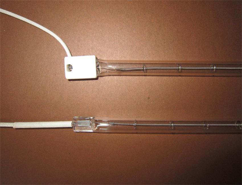 353mm halogen infrared lamp for pet blow moulding machine