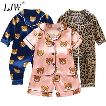 LJW Children's pajamas set Baby