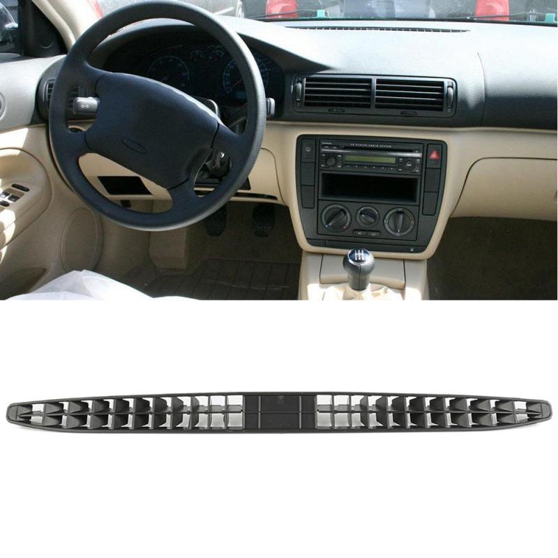 Новая Полка для автомобиля, пассажирский отсек с вентиляционным отверстием для VW Jetta 4 Bora MK4 1998-2005, выход для приборной панели
