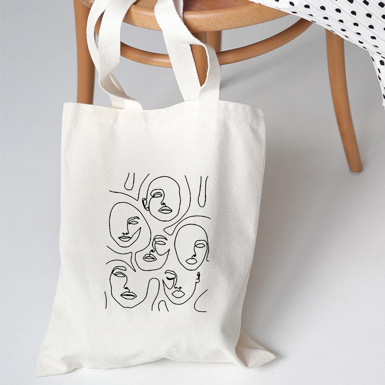 نصف غفور بلا خوف Tote Bag Aesthetic Outofstepwineco Com