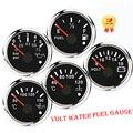 Точка сигнализации автомобиля датчик автомобиля метр 12V автомобильный 52 мм Температура воды масло Пресс топлива Пресс е индикатор напряжен...
