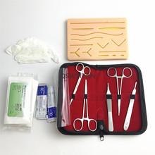 Package-Kits-Set Suture Training Surgical-Instrument-Tool-Kit/surgical Student for Science-Aids