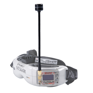 Image 5 - 2PCS iFlight 5.8GHz FPV Antenna 150mm SMA RP SMA Black for FPV RC Racing Drone Models Fatshark Skyzone Goggles